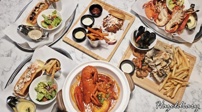 [SG EATS] Pince And Pints Lobster Restaurant & Bar At East Coast Road