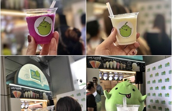[SG EVENT] Mr Coconut's Fresh Start For a Fresh Juice