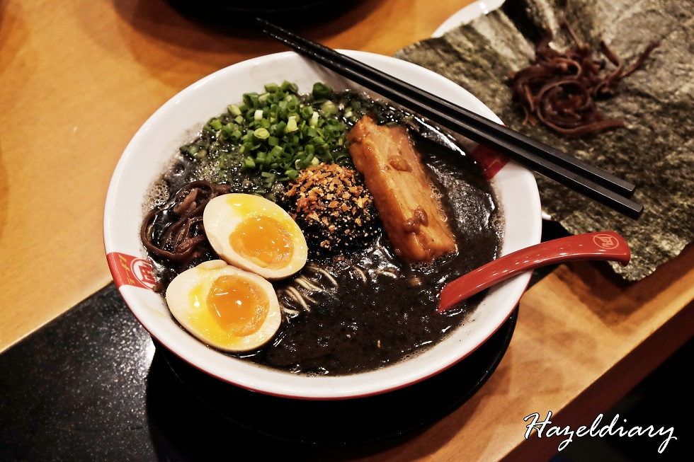 [SG EATS] Ramen Nagi At Suntec City Tower 2