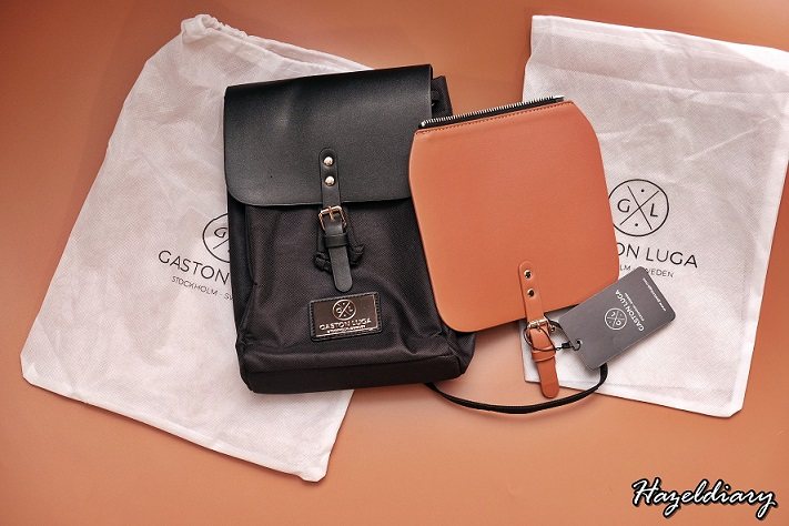 [PRODUCT REVIEW] Gaston Luga Classy Mini Back Pack