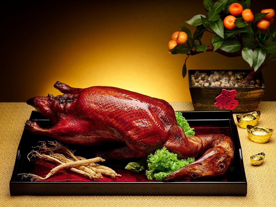 [SG EATS] Celebrate Lunar New Year Grandeur & Rhapsody At Singapore Marriott Tang Plaza Hotel