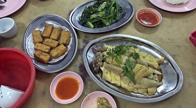 [JB EATS] Restoran Jing Seng ( 金城小食馆 ) – Famous Curry Pork Ribs And Local Zi Char in Johor Bahru