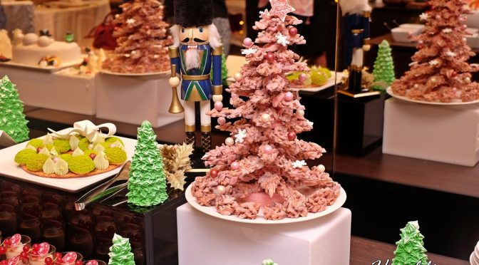[SG EATS] Christmas 2019 – Singapore Marriott Tang Plaza Hotel : A Christmas To Remember  & A Spectacular New Year