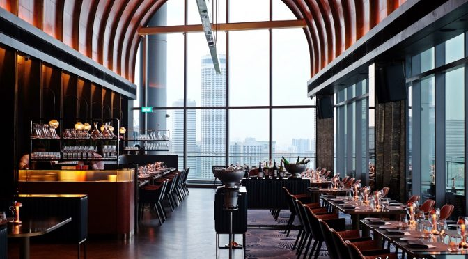 [SG EATS] VUE – Rooftop Dining With A View At OUE Bayfront