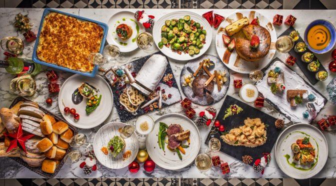 [SG EATS] Christmas Celebration 2019 with Millennium & Copthorne Hotels