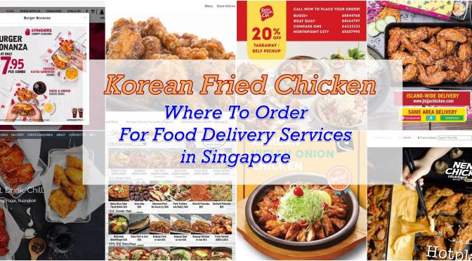 12 Korean Fried Chicken Restaurants To Order For Food Delivery Services To Satisfy Your   Cravings After Korean Drama