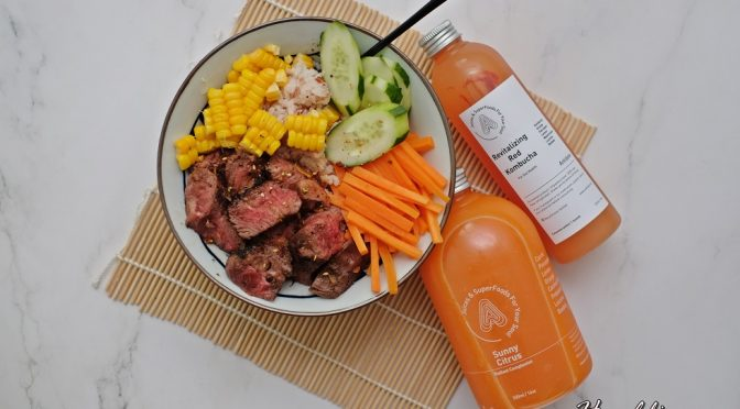 [PRODUCT REVIEW] Antidote Launches Kombucha Drinks Apart From Cold-Press Juice Cleanses