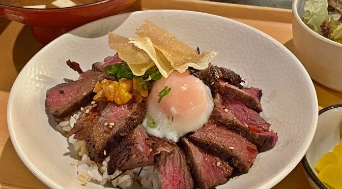 [SG EATS] Jinjo At Shaw Centre Orchard- Modern Sumiyaki Restaurant by Les Amis Group