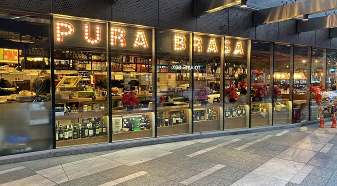 [SG EATS] Weekend Spanish Brunch At Pura Brasa | Tanjong Pagar