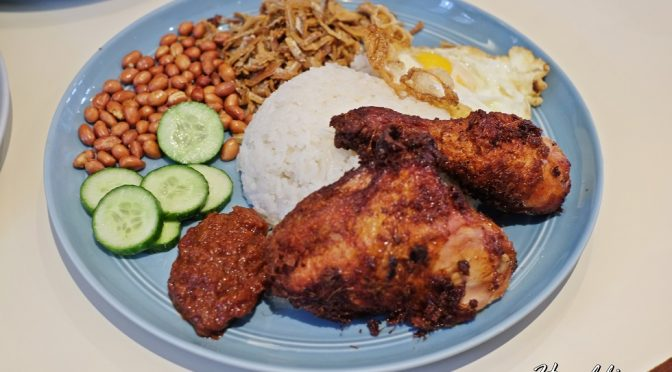 [SG EATS] The Coconut Club At Ann Siang Road– Famous For Its Nasi Lemak