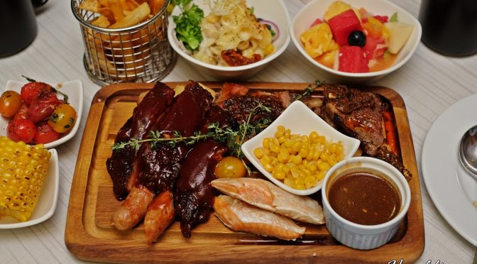 [SG EATS] Meatilicious Carnivores Weekend Buffet At Cafe 2000 | M Hotel Singapore