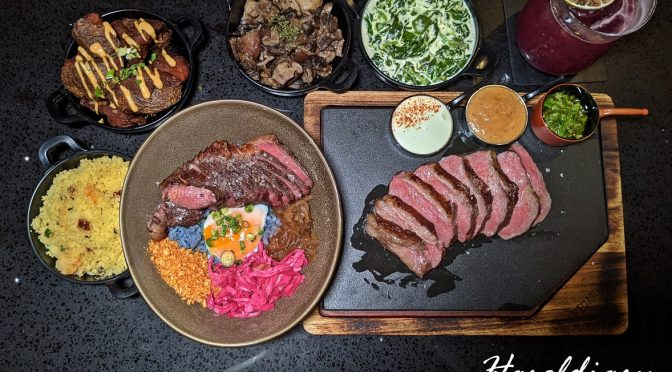 [SG EATS] Picanhas' at Club Street- Affordable Brazilian Steak And Alcohol Free Wine & Mocktails