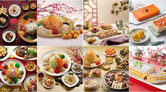 [SG EATS] Takeaway Pen Cai, Yusheng And CNY Goodies for Chinese New Year 2021 in Singapore