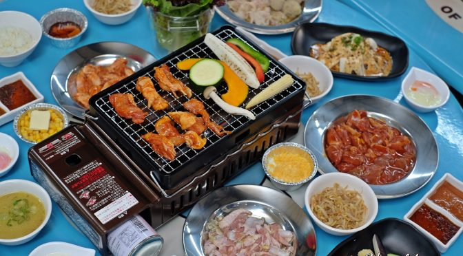 [SG EATS] Chicken Yakiniku Tori Yaro by Keisuke Group Opens At Geylang Coffeeshop