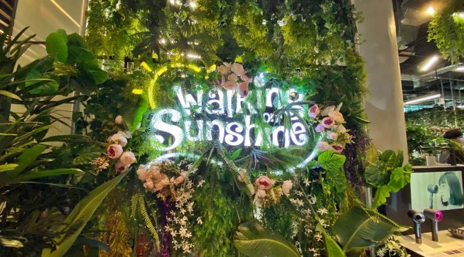 [SG BEAUTY] Miracle Aqua Treatment by Walking on Sunshine at Orchard Central