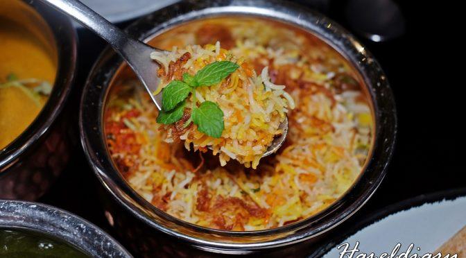 [SG EATS] Diwali Experience Menu at Tiffin Room | Raffles Singapore