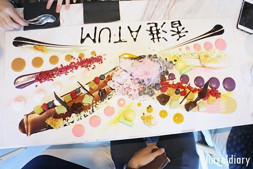 [HK EATS] ATUM Desserant (銅鑼灣) | Hong Kong