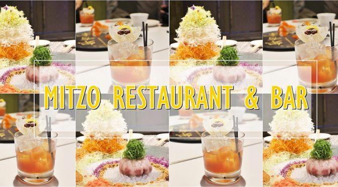 [SG EATS]6 LUNAR NEW YEAR FOOD DELICACIES BY MITZO RESTAURANT & BAR
