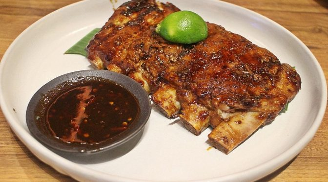 [SG EATS] NAUGHTY NURI – THE FAMOUS PORK RIBS FROM BALI TO SINGAPORE