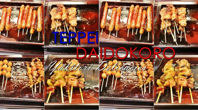 [SG EATS] TEPPEI DAIDOKORO –  ONE STOP AFFORDABLE JAPANESE MEAL AT RAFFLES CITY SHOPPING MALL