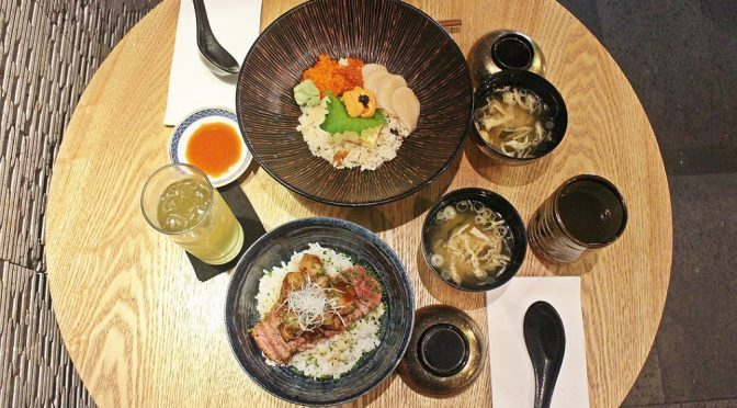 [SG EATS] SUSHI JIN – THE JAPANESE RESTAURANT @ ONE FARRER HOTEL BY LES AMIS GROUP