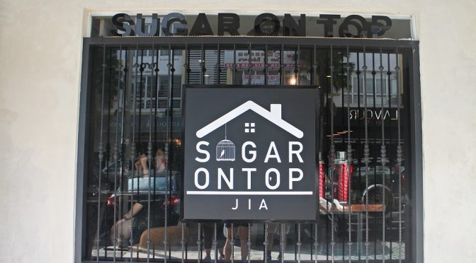 [JB EATS] SUGAR ON TOP CAFÉ EXPANDED TO TAMAN SUTERA UTAMA