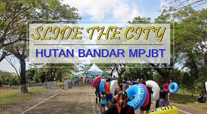 [JB EVENT] SPRITZER SLIDE THE CITY EXPERIENCE- TIPS TO KNOW