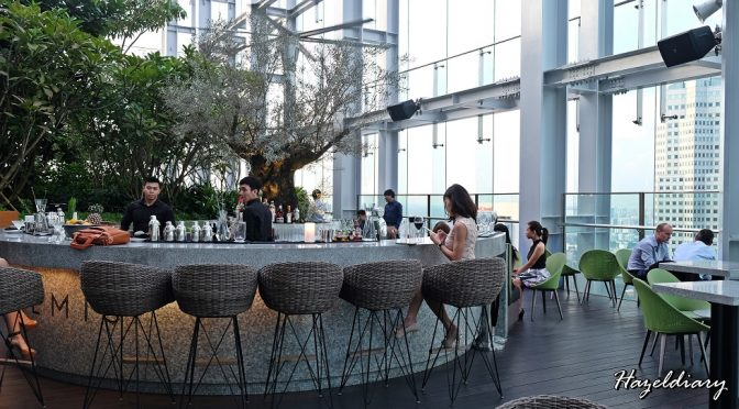 [SG EATS] ARTEMIS GRILL – DINE & CHILL WITH AMAZING SKYLINE VIEW