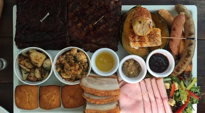 [SG EATS] Christmas Feast With Morganfield Singapore 2016