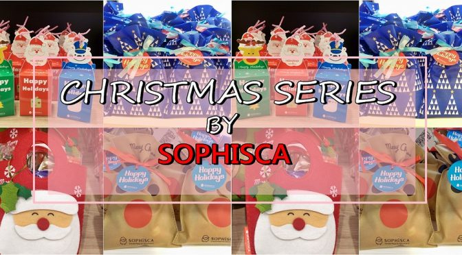[SG EVENT] SOPHISCA MADE YOUR CHRISTMAS EVEN SWEETER!