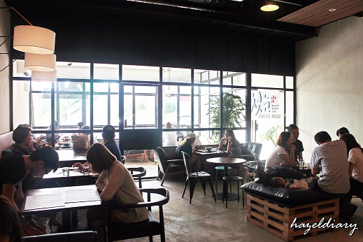 [JB EATS] CHEOT NUN KOREAN DESSERT CAFÉ- ONE OF THE BEST BINGSU IN JOHOR BAHRU