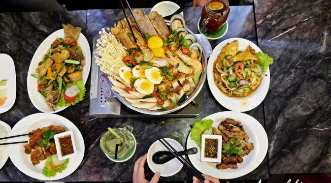 [SG EATS] SOI THAI SOI NICE- THAI HOTPOT TO SATISFY YOUR CRAVINGS