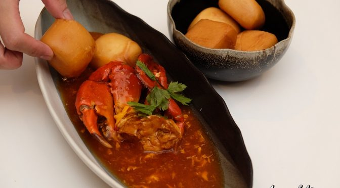 [SG EATS] Ultimate Crab Feast is Back @ Plaza Brasserie, Parkroyal On Beach Road