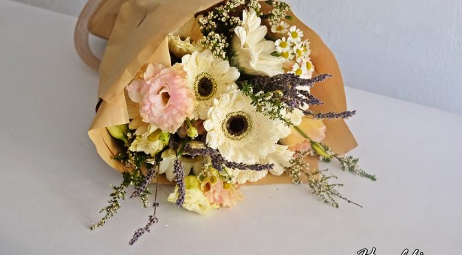 [PRODUCT REVIEW] Floral Garage- Online Florist in Singapore