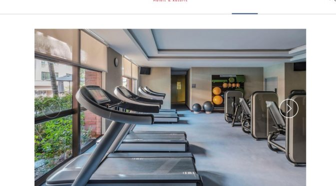 [SG LIFESTYLE] My Experience with Swissôtel Merchant Court, Singapore's Fitness Centre