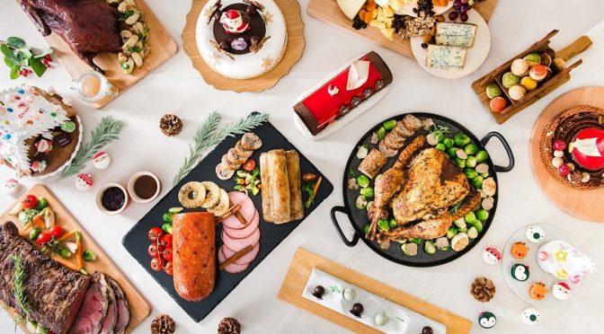 [SG EATS] InterContinetal Hotels Group Christmas Celebration 2019
