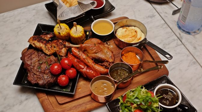 [SG EATS] Alfresco Dining Daily Specials At Grand Copthorne Waterfront Hotel Singapore