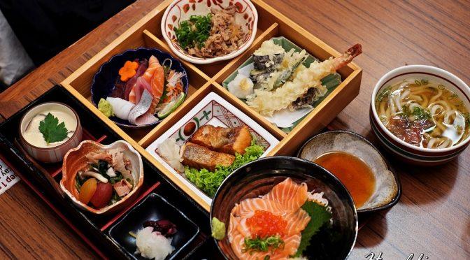 [SG EATS] Dashi Master Marusaya at Robertson Quay Launches Affordable Lunch Sets