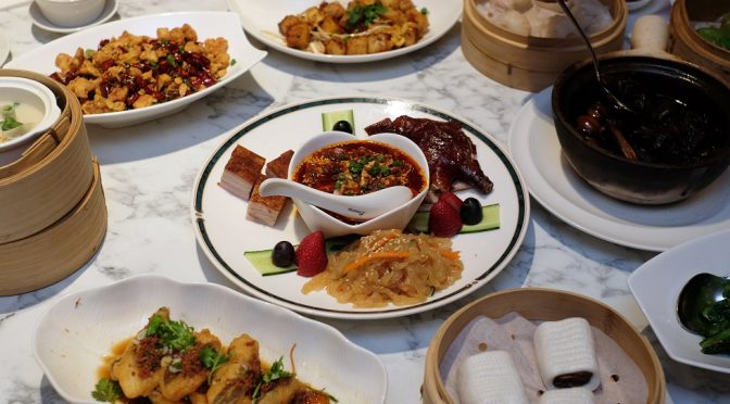 [SG EATS] Si Chuan Dou Hua Restaurant At PARKROYAL on Kitchener Road- Nostalgic Dim Sum A La Carte Buffet Is Back!