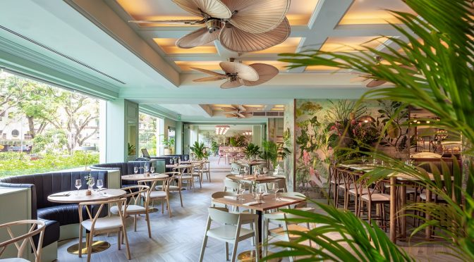 [SG EATS] Ginger at PARKROYAL on Beach Road – Revamped Into An Instagram-worthy Hotel Buffet Restaurant in Singapore