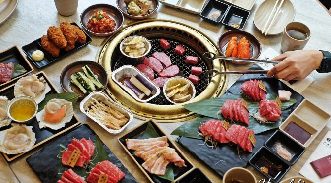 [SG EATS] Syohachi Yakiniku- All-You-Can-Eat Japanese Yakiniku Restaurant with A5 Wagyu Offerings Till 1am Daily