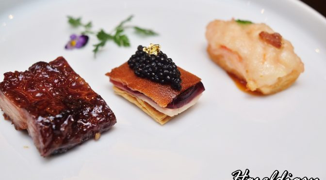 [SG EATS] Jiang-Nan Chun | Four Seasons Hotel Singapore –The Degustation Signatures By Executive Chinese Chef Albert Au