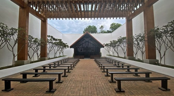 [EXPLORE SG] The Changi Chapel and Museum Near To Changi Prison Reopens On May 2021