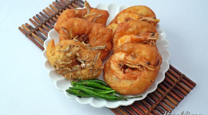 [SG EATS] The Original Vadai At Golden Mile Food Centre